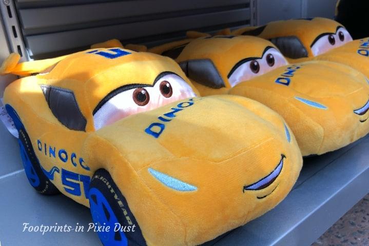 Lightning McQueen's Racing Academy ~ Cruz Ramirez soft toy