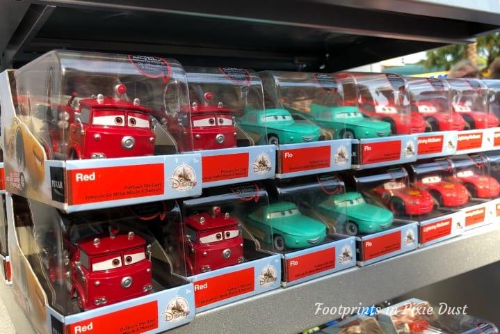 Lightning McQueen's Racing Academy ~ Merchandise Toys