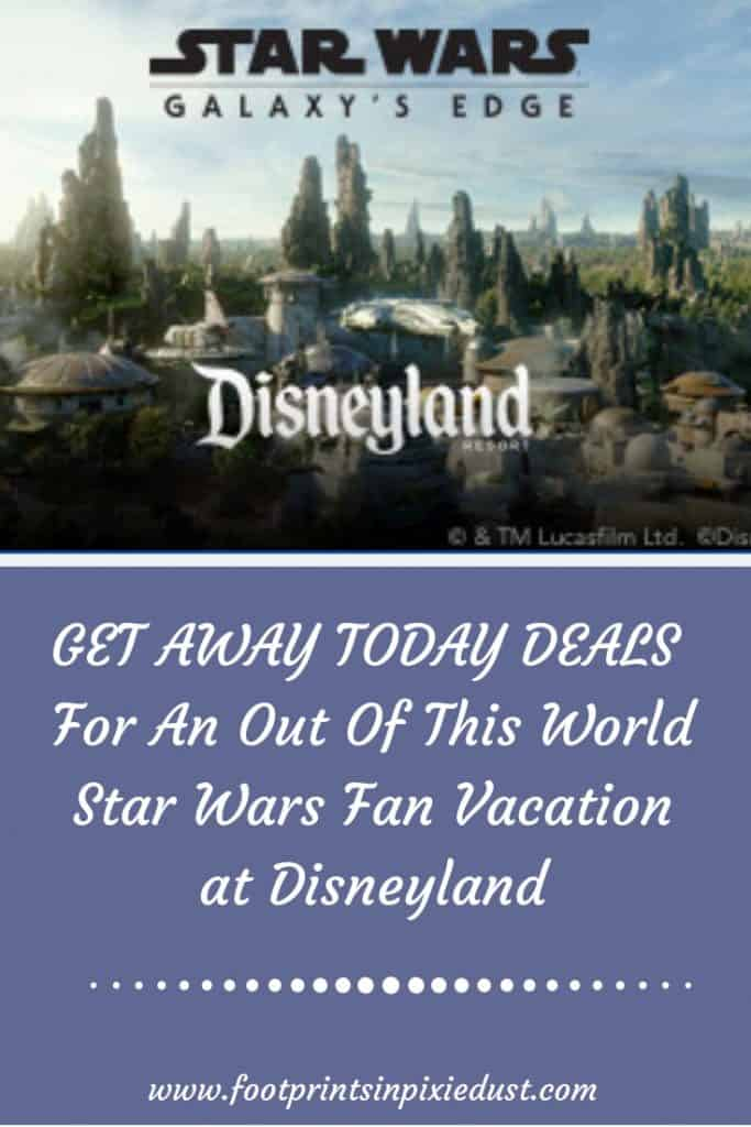 Star Wars: Galaxy's Edge deals from Get Away Today