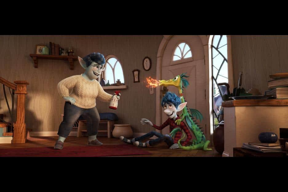 Onward Teaser Trailer ©2019 Disney/Pixar. All Rights Reserved.