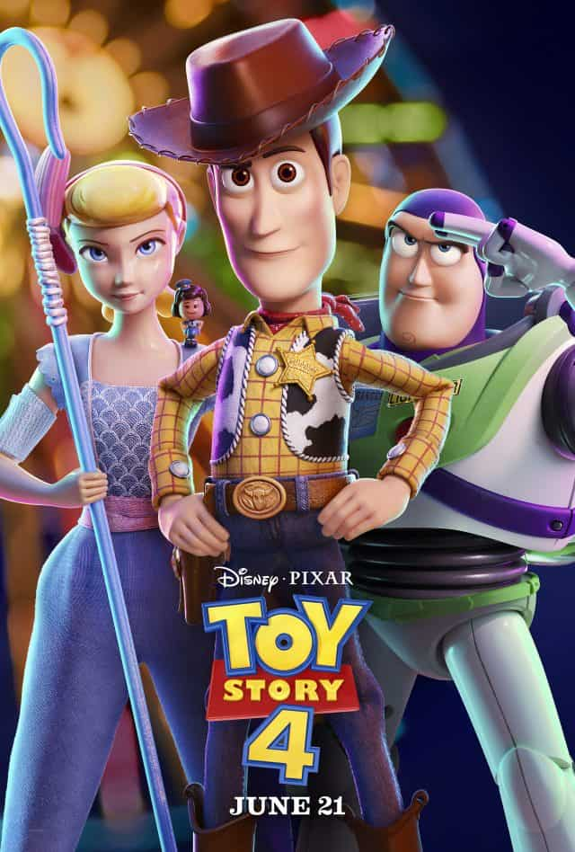 Toy Story 4 ©2019 Disney•Pixar. All Rights Reserved.