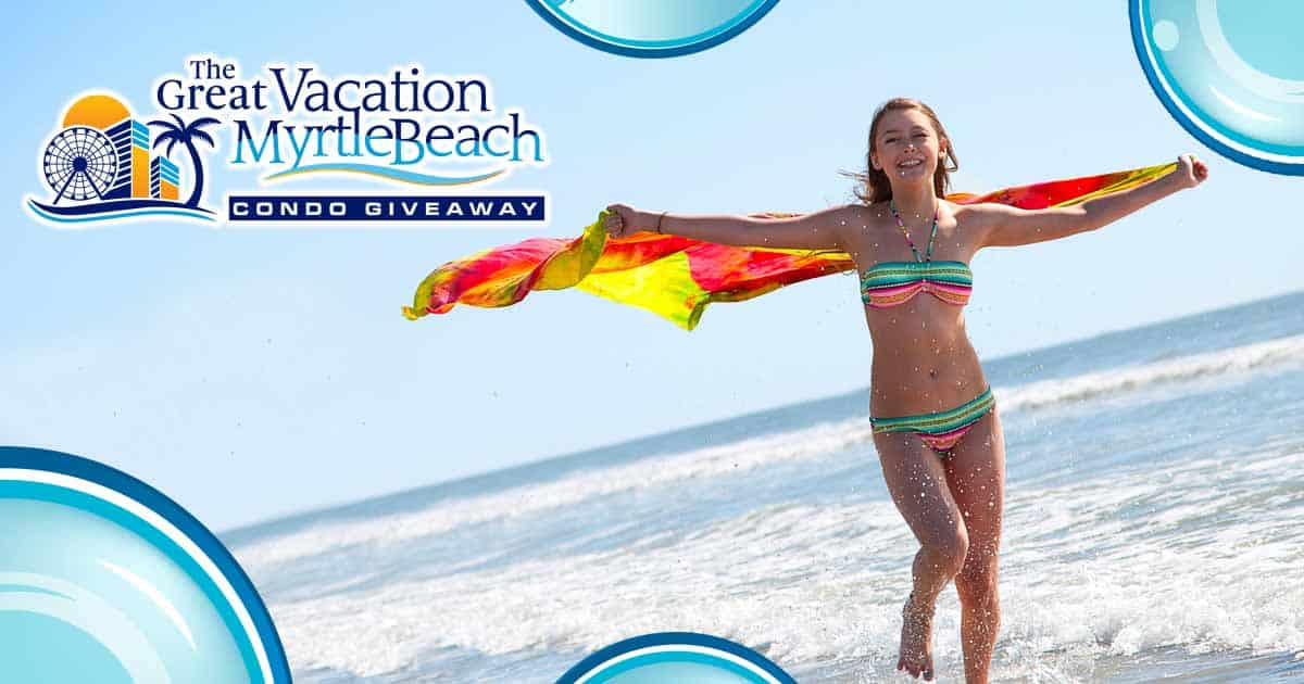 The Great Myrtle Beach Condo Giveaway