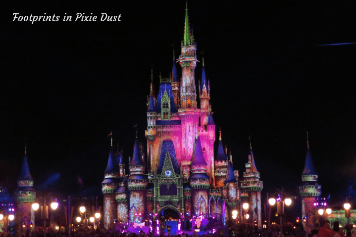 Disney Villains After Hours - Cinderella Castle
