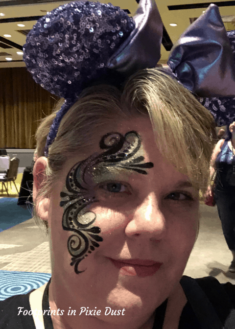 Disney Villains After Hours - Face painting