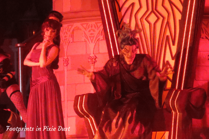 Disney Villains After Hours - Villains Unite the Night Stage Show