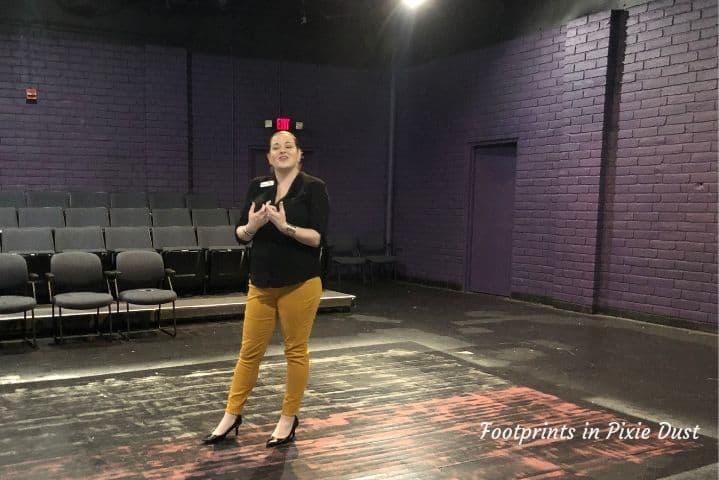 Orlando Repertory Theatre - Black Box Theatre