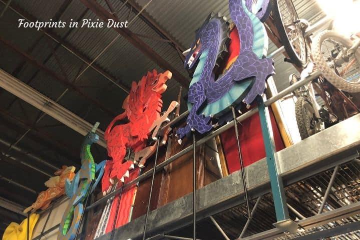 Orlando Repertory Theatre - Prop Shop