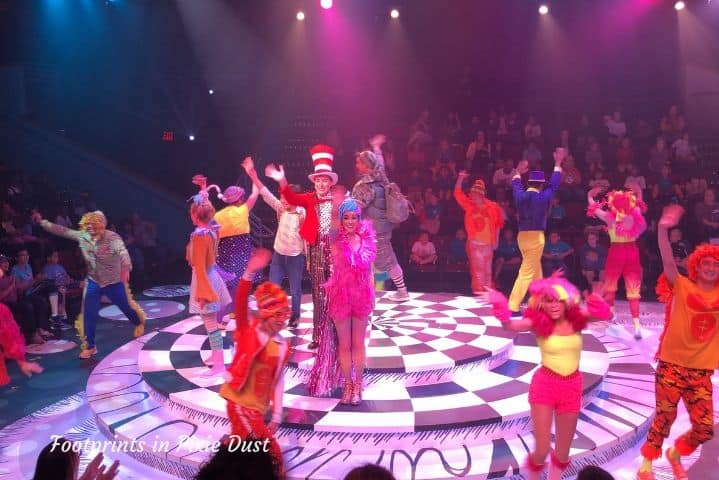 Orlando Repertory Theatre - The Cast of Seussical the Musical