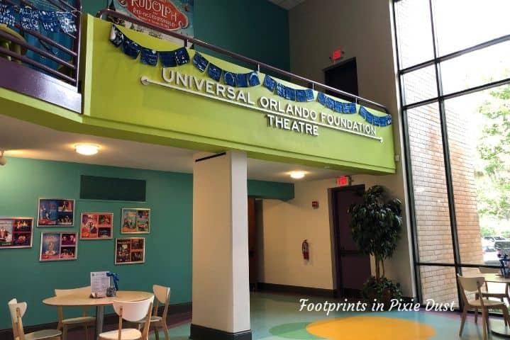 Orlando Repertory Theatre - Universal Orlando Foundation Theatre