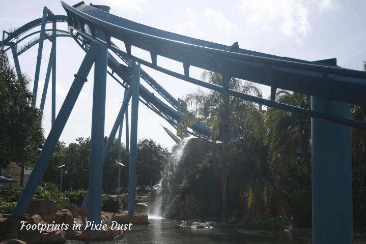 SeaWorld Orlando ~ Manta