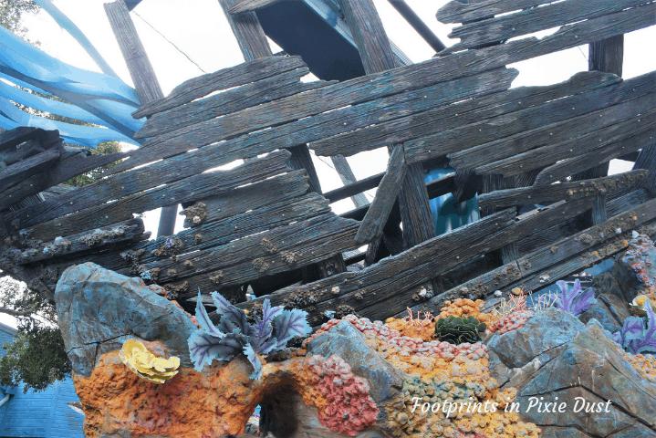 SeaWorld Orlando ~ Shipwreck