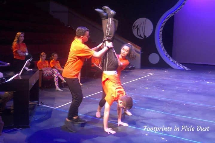 The Orlando Repertory Theatre ~ Musical Intensive Theatre