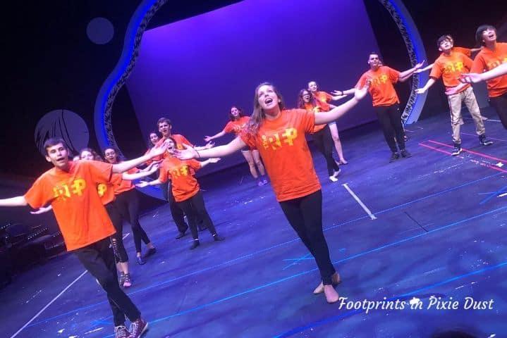 The Orlando Repertory Theatre ~ Musical Theatre Intensive