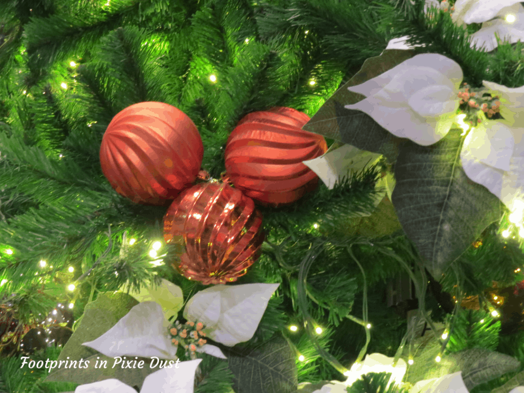 Disney Holidays - Christmas in July - Hidden Mickey on Christmas Tree