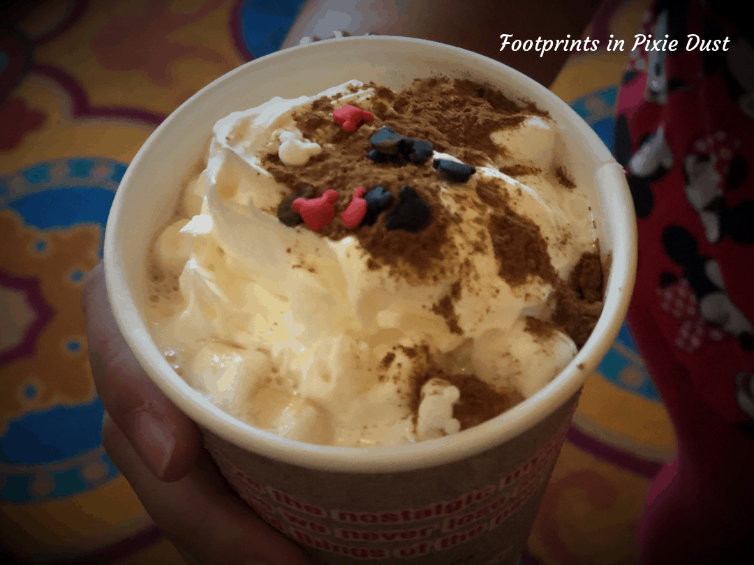 Disney Holidays - Christmas in July - Hot Cocoa with Mickey Sprinkles