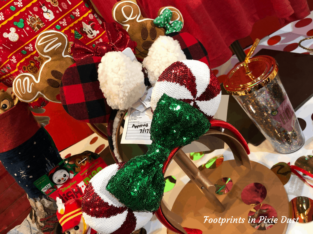Disney Holidays - Christmas in July - Seasonal and Holiday Ears Coming In 2019