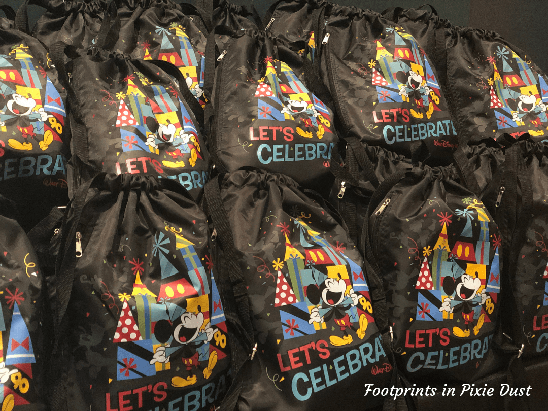Disney Social Media Celebration ~ Goodie Bags