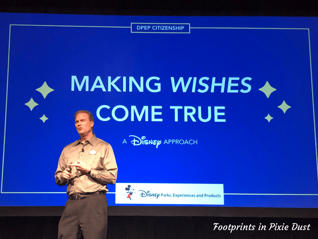 Disney Social Media Celebration ~ John Breckow, Director, Corporate Citizenship