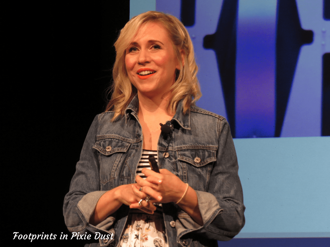 Disney Social Media Celebration ~Keynote Speaker, Ashley Eckstein