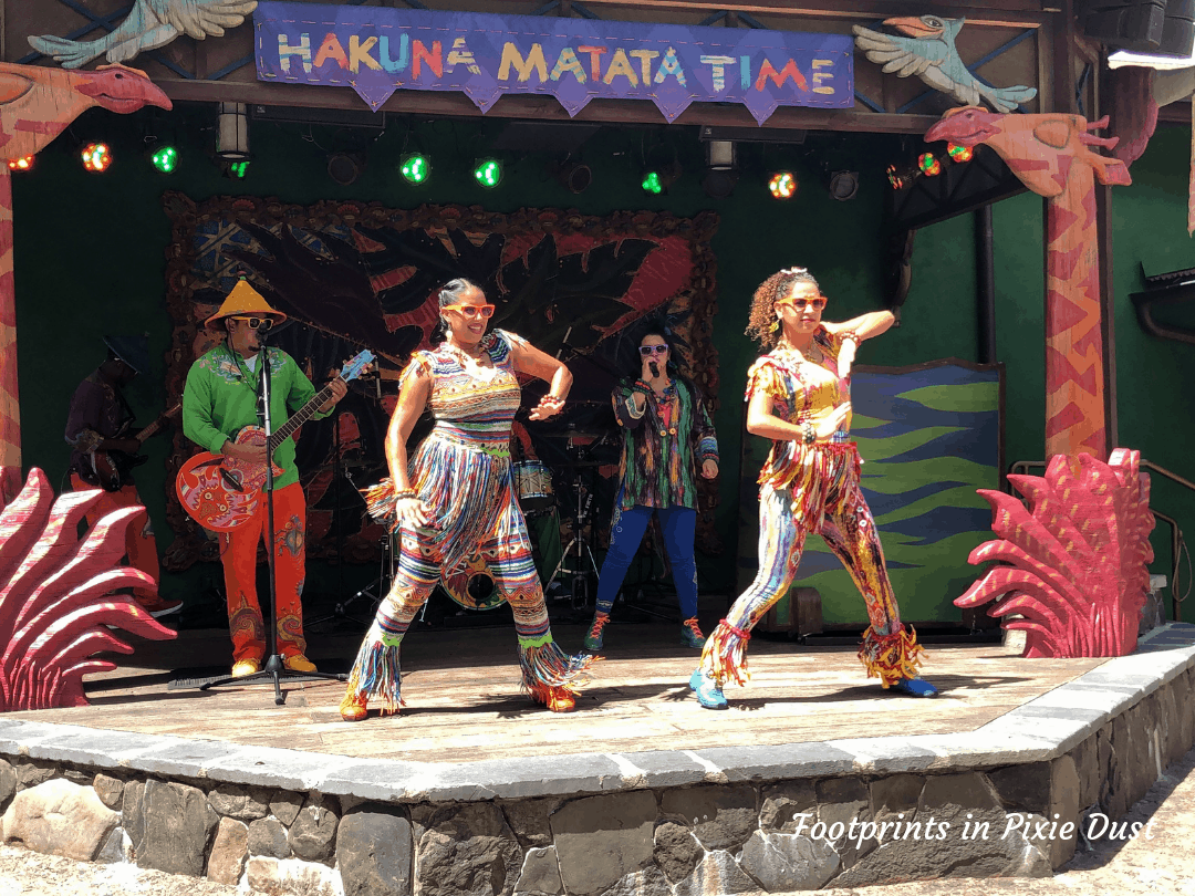 Protect the Pride ~ Hakuna Matata Time in Discovery Land