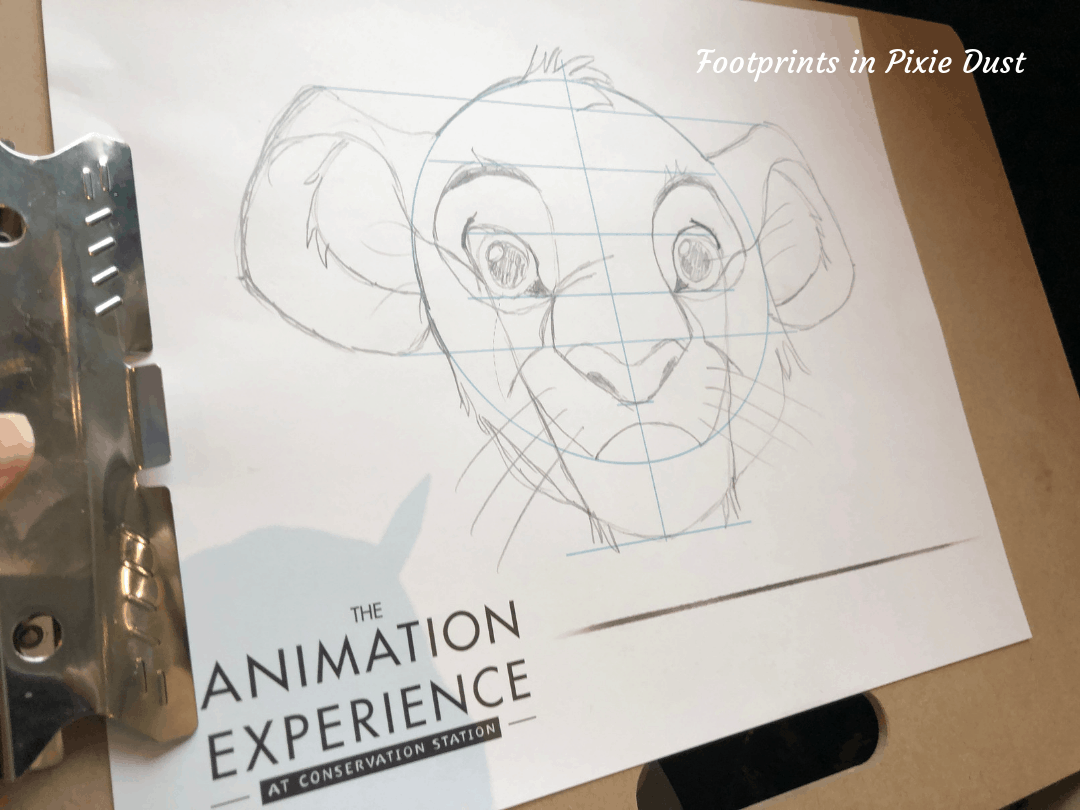 Protect the Pride ~ The Animation Experience at Rafiki's Planet Watch