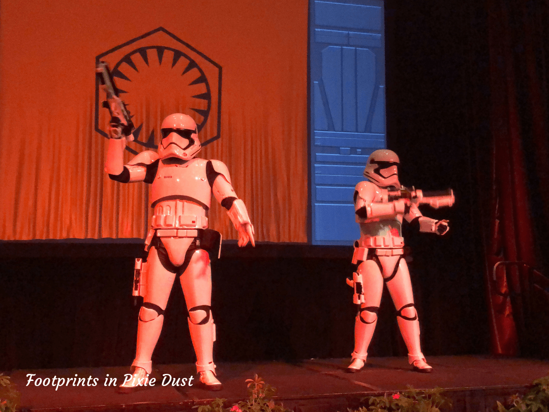 Disney Social Media Celebration ~ Storm Trooper invastion
