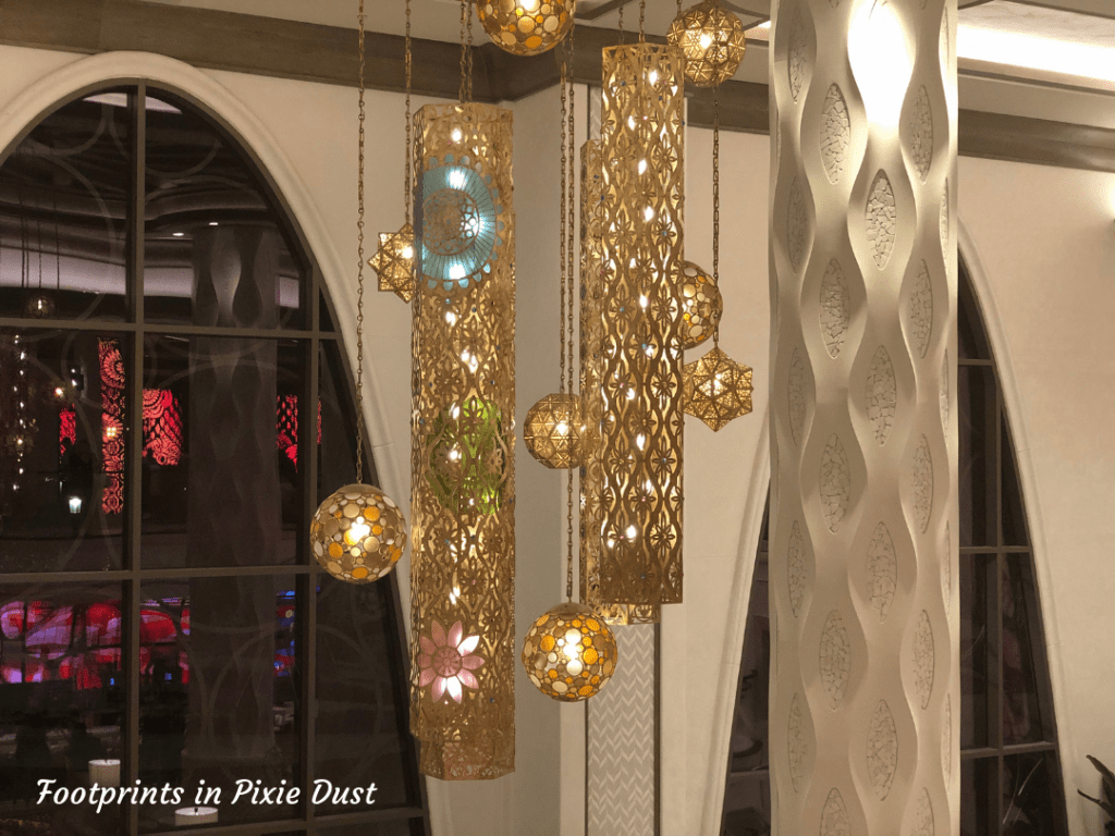 Dining in Style at Toledo - Hanging Light Fixtures