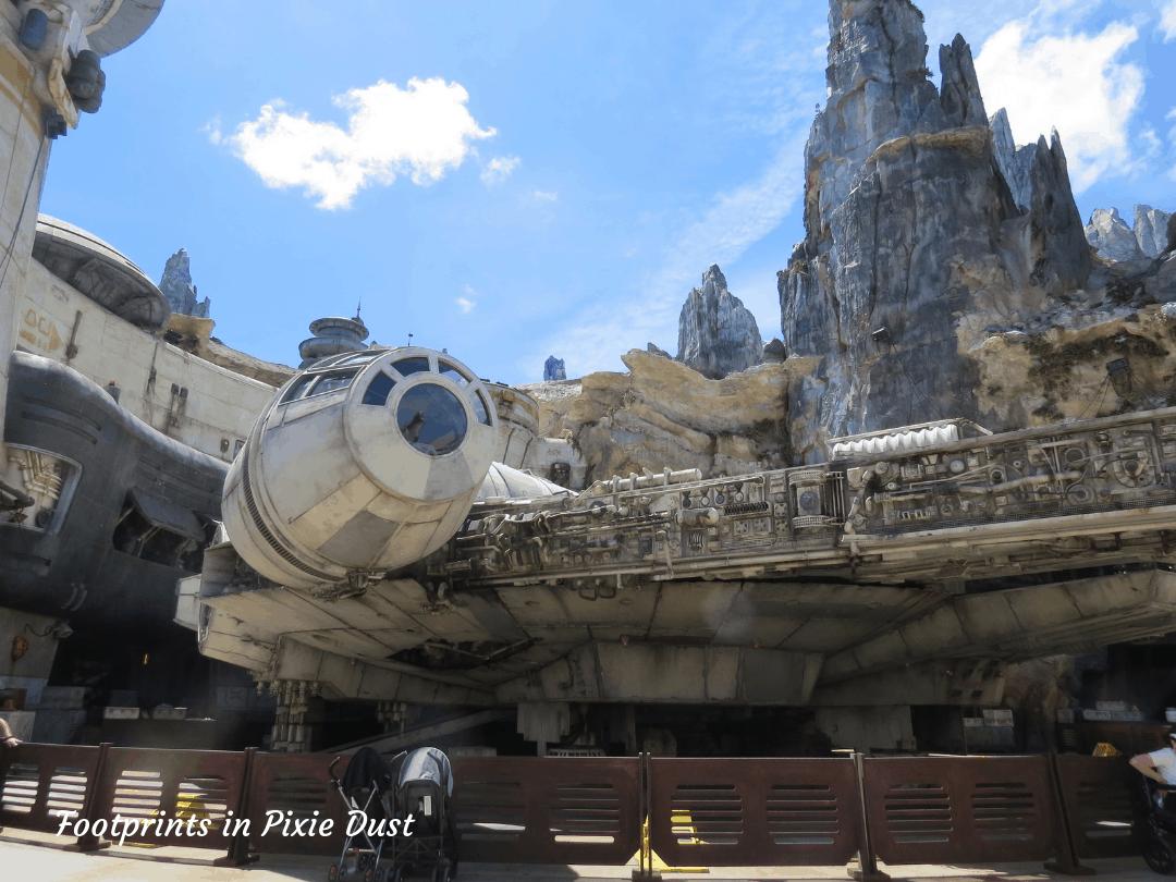 Star Wars Galaxy's Edge ~ The Millennium Falcon