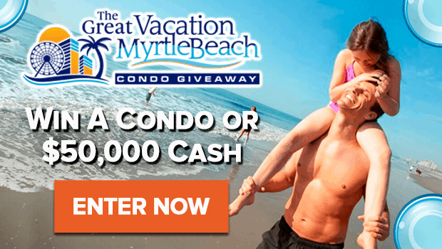 The Great Vacation Myrtle Beach Condo Giveaway