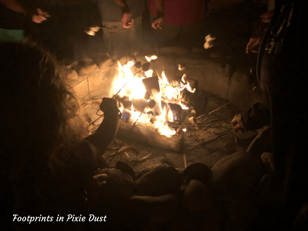 Disney's Vero Beach - Campfire