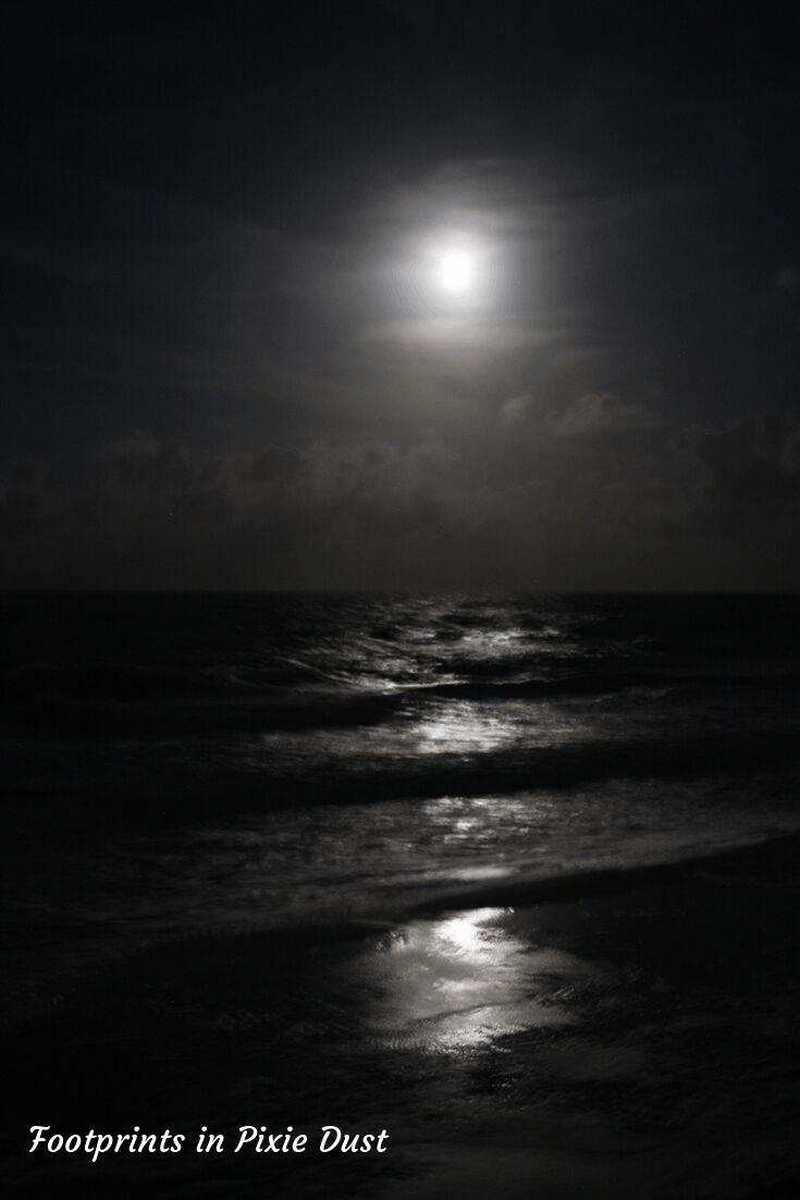 Disney's Vero Beach - Full Moon on September 13th