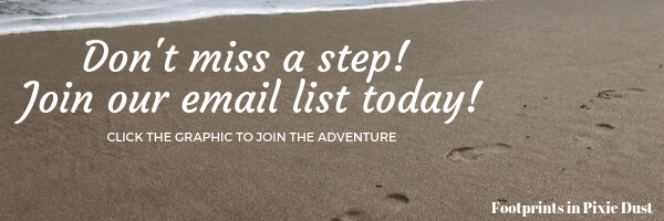subscribe to Footprints in Pixie Dust email list