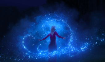 FROZEN 2 - Elsa and her magic