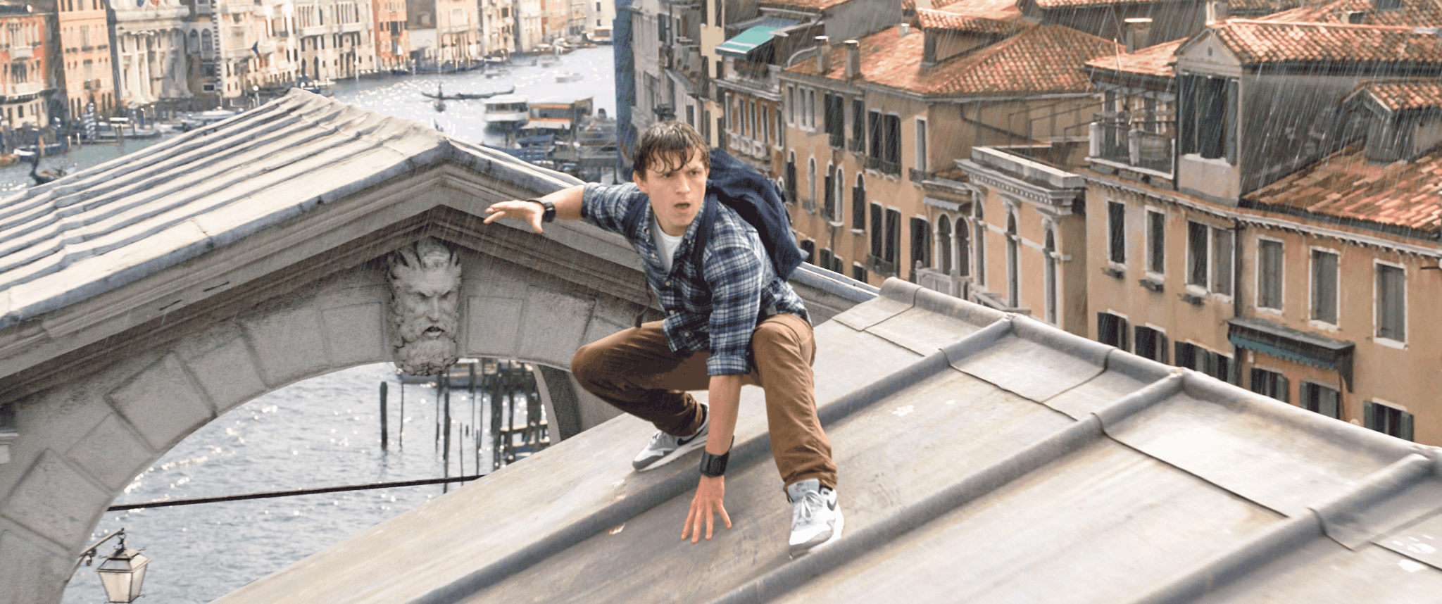 SPIDER-MAN: ™ FAR FROM HOME