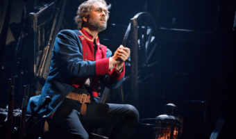 Les Miserables - Nick Cartell as Jean Valjean - Photo by Matthew Murphy