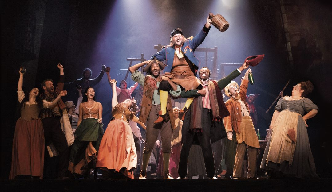 Les Miserables - Master of the House - Photo by Evan Zimmerman