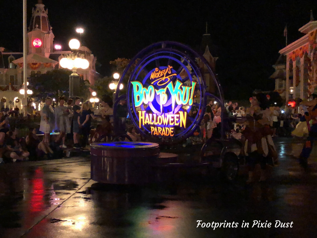 Enjoy Life, Disney and Halloween - Boo to You! Halloween Parade