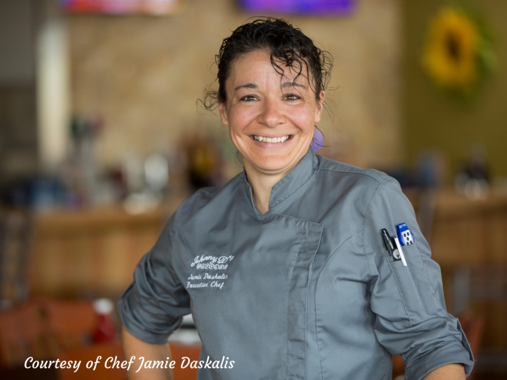Johnny D's Waffles and Benedicts - Chef Jamie Daskalis