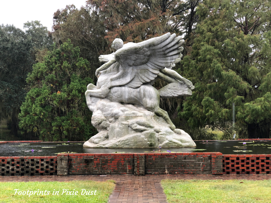 Myrtle Beach Trip - Brookgreen Gardens - Pegasus