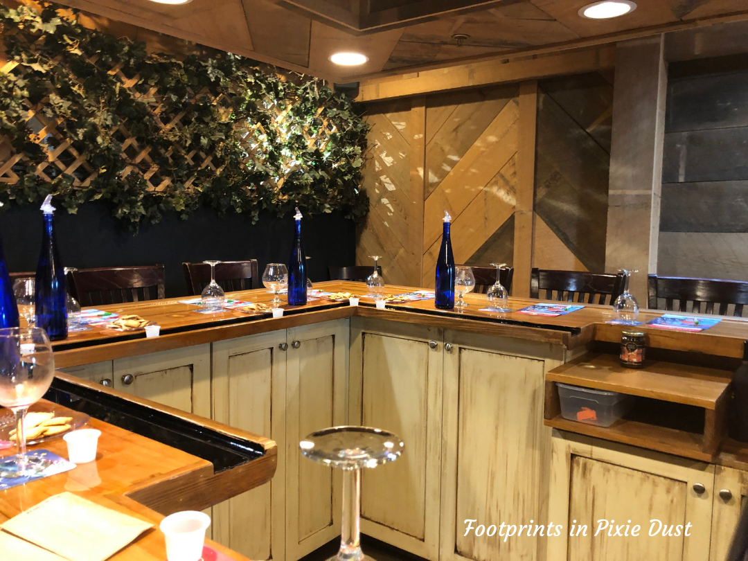 Myrtle Beach Trip - Duplin Winery - Tasting Room