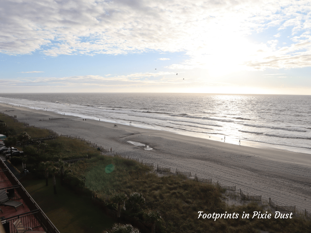 Myrtle Beach Trip - The Caravelle Resort - Oceanfront