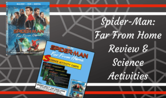 Spider-Man Far From Home Review and Activities
