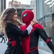 Spider-Man: Far From Home ~ Zendaya and Tom Holland