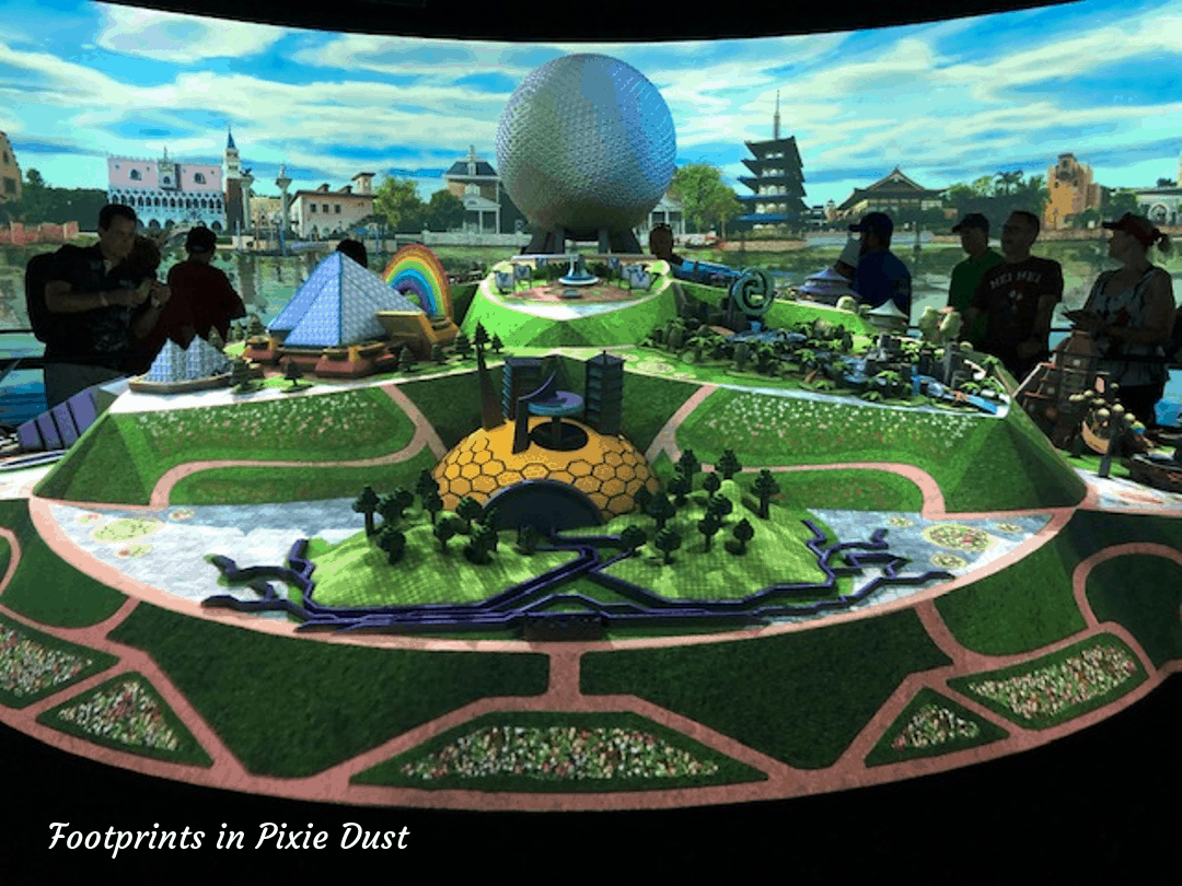 What's New At Epcot - The Epcot Experience