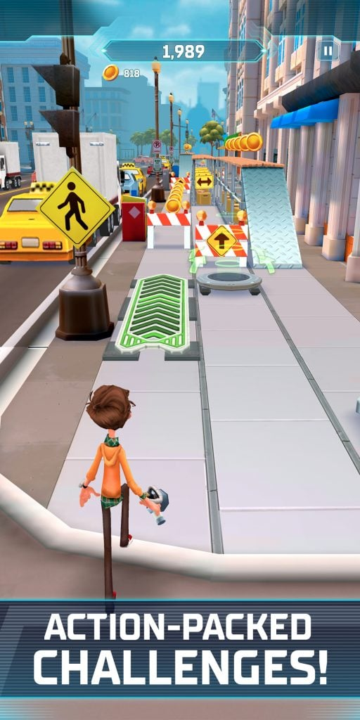 Spies In Disguise: Agents On The Run ~ Courtesy of Denali Publishing
