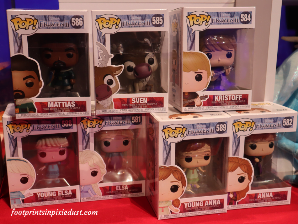 Epcot International Festival of the Holidays Preview - Funko Pop!