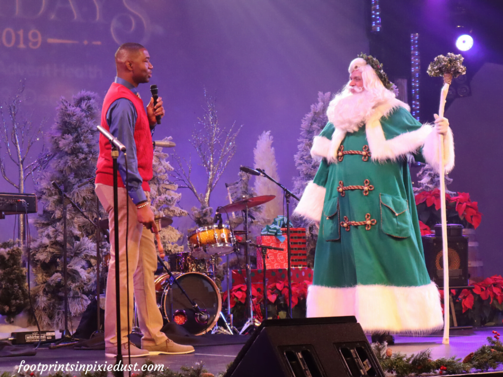 Epcot International Festival of the Holidays Preview - Our Special Guest from the UK Pavilion