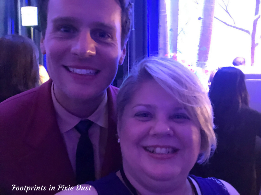 Frozen 2 After Party - Meeting Jonathan Groff