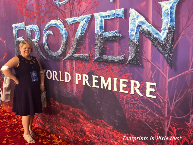 Frozen 2 Red Carpet II