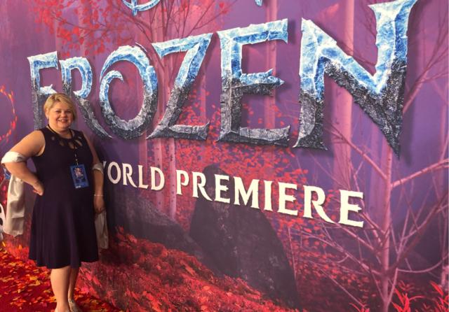Frozen 2 Red Carpet II